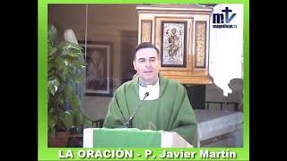 ¡¡¡ HERMOSA REFEXIÓN SOBRE LA ORACIÓN !!! - P.  Javier Martín