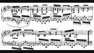 Alkan - Etude op.39 no.12 - Le Festin D