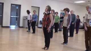 Reflejo De Luna Tango Practice (Line Dance - Clarkson, Mississauga. Canada)