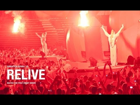 Sensation Serbia 2012 'Innerspace' post event movie