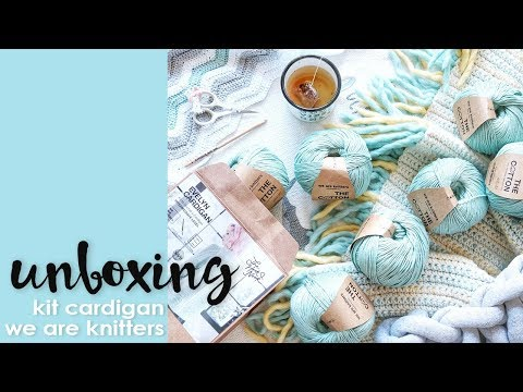 Unboxing: Kit Crochet We Are Knitters