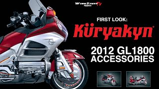 Kuryakyn Accessories for the GL1800 2012 | Honda Gold Wing Parts and Accessories | Wingstuff.com