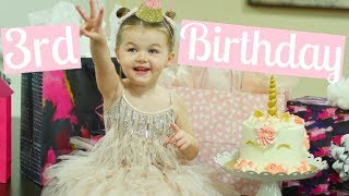 Today's video is a special one. We hope you enjoy Baylee's third bi...