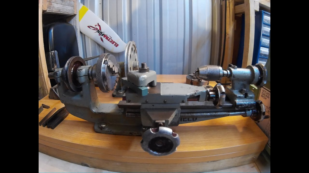 new old mini lathe wakefield ml1 unimat super adept youtube Grizzly Mini Lathe new old mini lathe wakefield ml1 unimat super adept