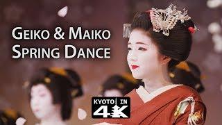 Kyoto Event: Kitano Odori Dance Performance [4K]