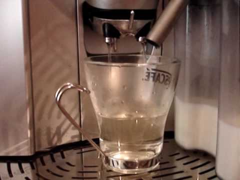 Delonghi Coffee Maker Stopped Working : 1. Rinse - Delonghi Magnifica Pronto ESAM 4500 Automatic Coffee Maker - YouTube