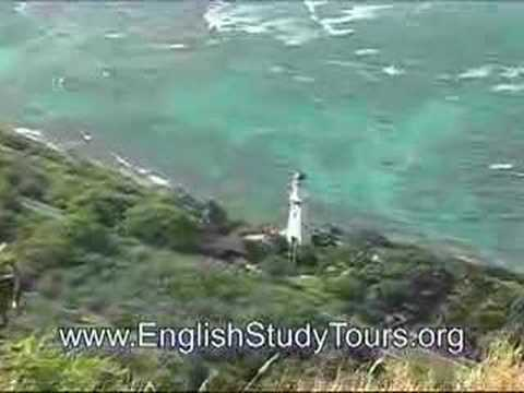 International ESL students experience Hawaii