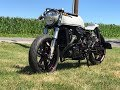 TURBO MOTORCYCLE CX500 Caferacer
