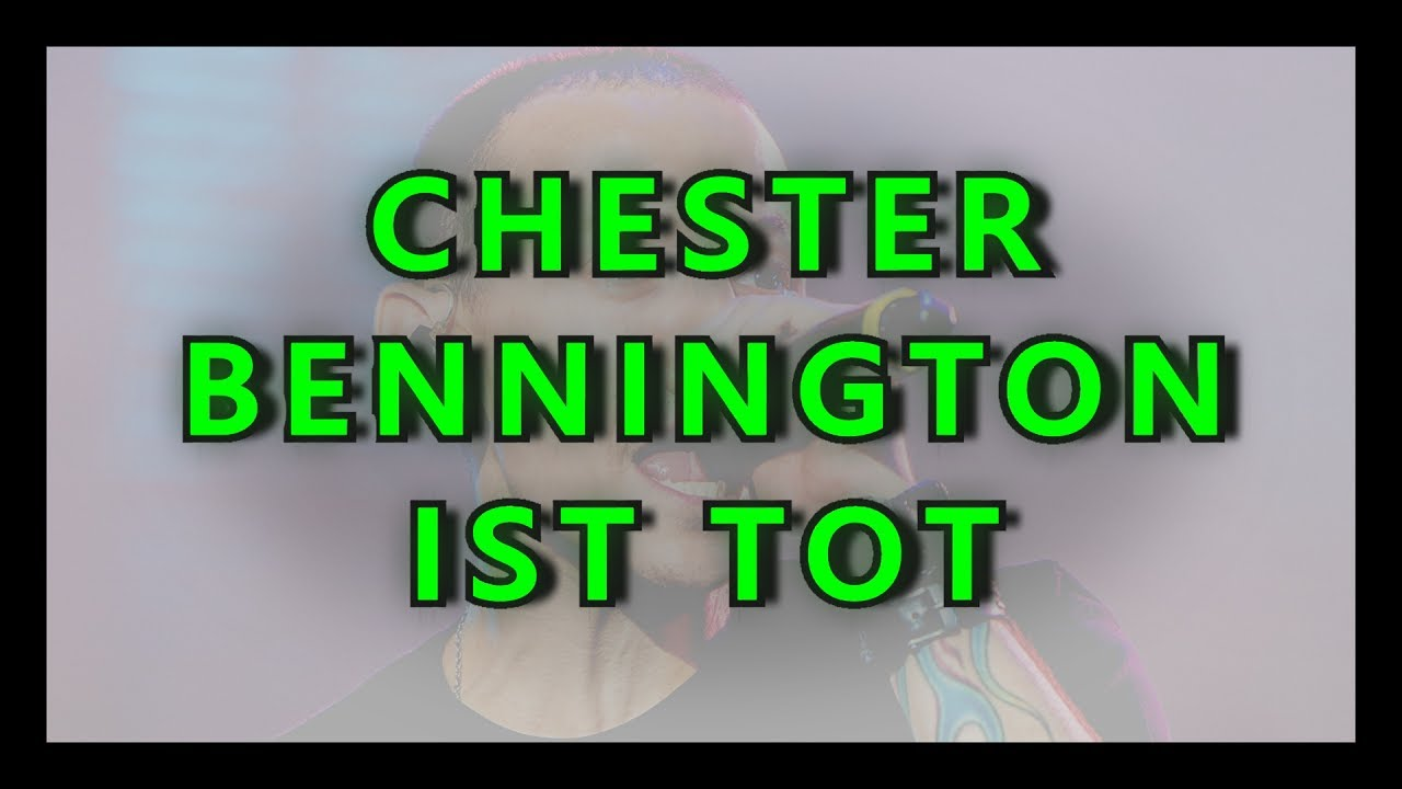 Chester Bennington Tot Fake