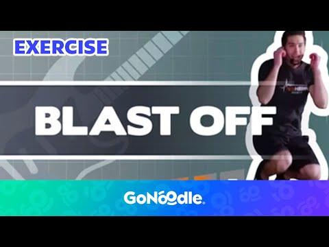 Blast Off - Fresh Start Fitness  GoNoodle