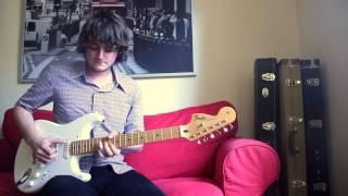 Demo Fender Voodoo Strat MIM (HD)