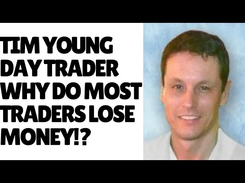 Why do you think that most traders lose money over time?