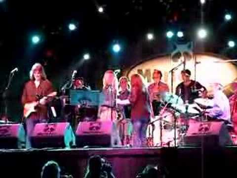 Stand By Me- Levon & Amy Helm-Teresa W+Fiona-Merlefest2008