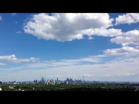 Toronto Skyline Project