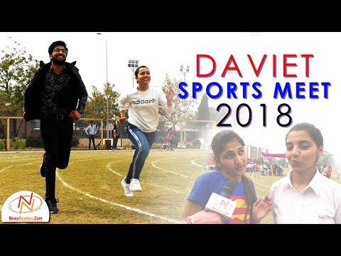 DAVIET Sports Meet 2018