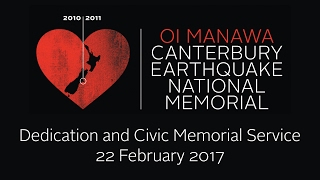 February 22nd Memorial Service 2017