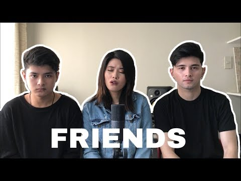 FRIENDS - Marshmello & Anne-Marie (Cover by AIANA Ft. Miko and Gab)