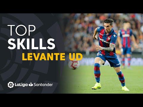 Best Skills Levante UD LaLiga Santander 2018/2019