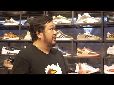 DJ Big Boy Cheng's Top 5 Sneakers in His Massive Collection // GEAR UP
