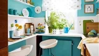Kleine küche. Kleine küche einrichten. Kleine küche gestalten.