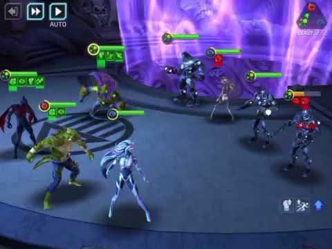 Last node silver banshee event using bonus toons