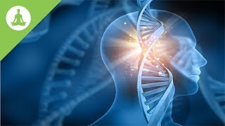 528Hz DNA Healing: Positive Transformation, Chakra Cleansing Meditation, Relaxation Music.