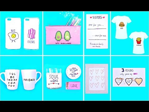 10 DIY BIRTHDAY GIFTS FOR BEST FRIENDS COMPILATION