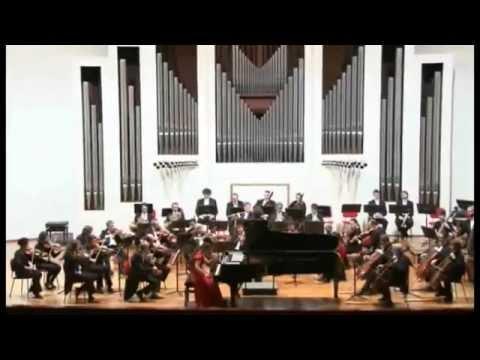 Daria Tudor: Ludwig van Beethoven - Concerto no.1 in C Major, Op.15
