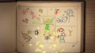 Tinker Bell and the Great Fairy Rescue Featurette: Fairy Guide Game thumbnail