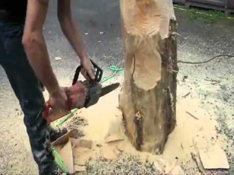Mike Page Dolmar Electric Chainsaws Youtube