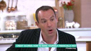 Martin Lewis' Top Tips To Boost Your Credit File | This Morning
