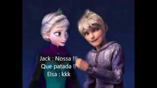 Elsa e Jack   O amor impossivel    o filme #leiam a descrição#