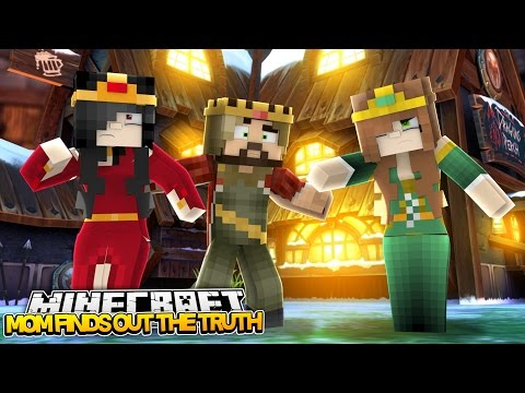 Minecraft Royal Family : MOM FINDS OUT THE TRUTH ABOUT RAMONA! w/LittleKellyandCarly (Roleplay)