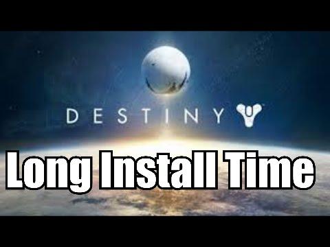 Destiny Install Rage