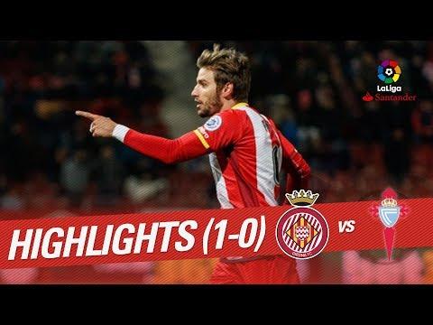 Resumen de Girona FC vs RC Celta (1-0)