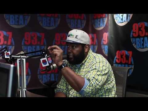 "Dr. Umar Johnson discusses Tariq Nasheed beef & defines ""Cooning"""