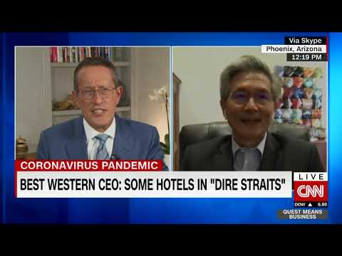 Best Western CEO: Some hotels in dire straits