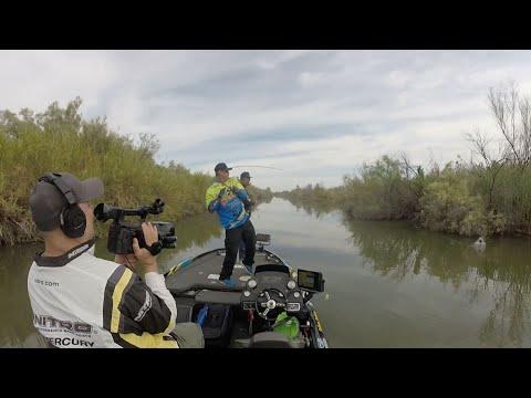 Fishing With Johnny Johnson - Mittry Lake, AZ, With Simon Apodaca