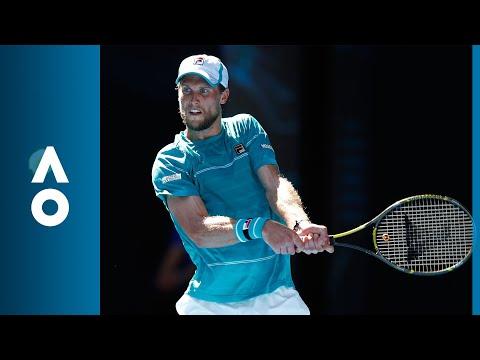 Diego Schwartzman v Alexandr Dolgopolov match highlights (3R) | Australian Open 2018