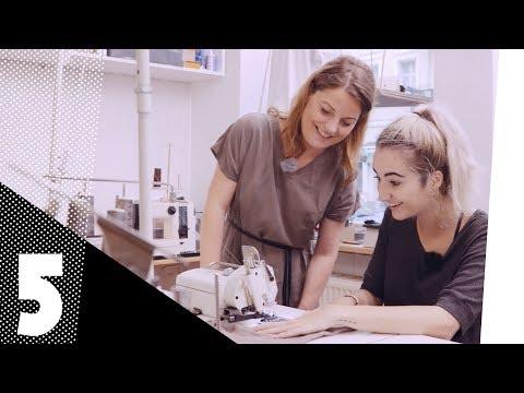 CALUSSI LAGERFELD 😜 Jodie als Modedesignerin