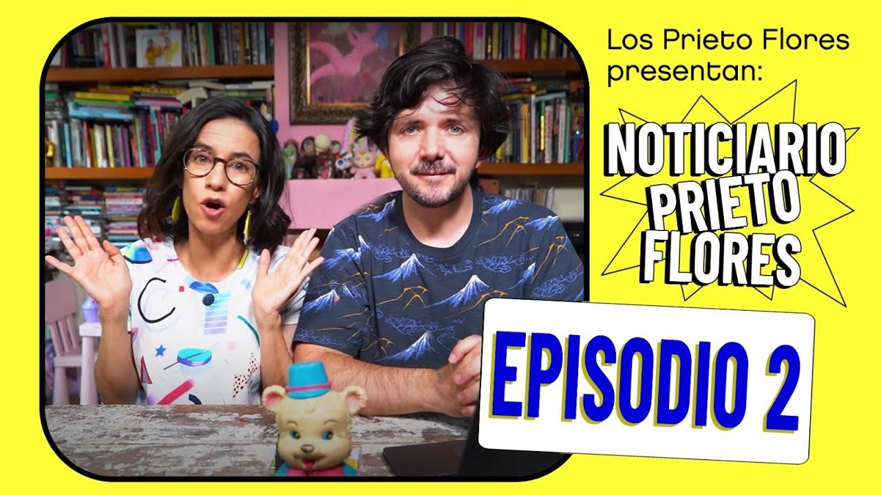 Noticiario Prieto Flores 2: Bosé, influs y demás temas pelotudos | Los Prieto Flores 2020