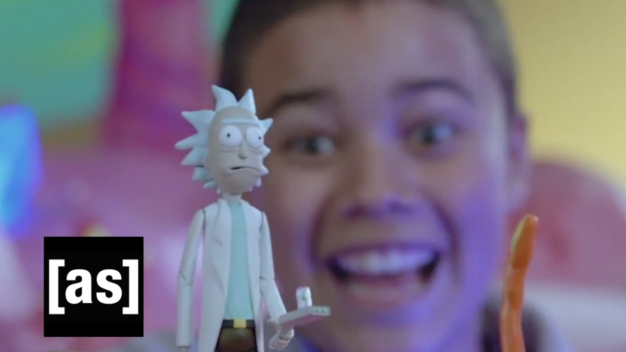Watch rick and morty adult swim