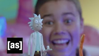 Rick and Morty Action Figures! | Rick and Morty | Adult Swim