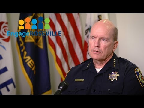 City of Roseville, CA - Interview with Police Chief Jim Maccoun
