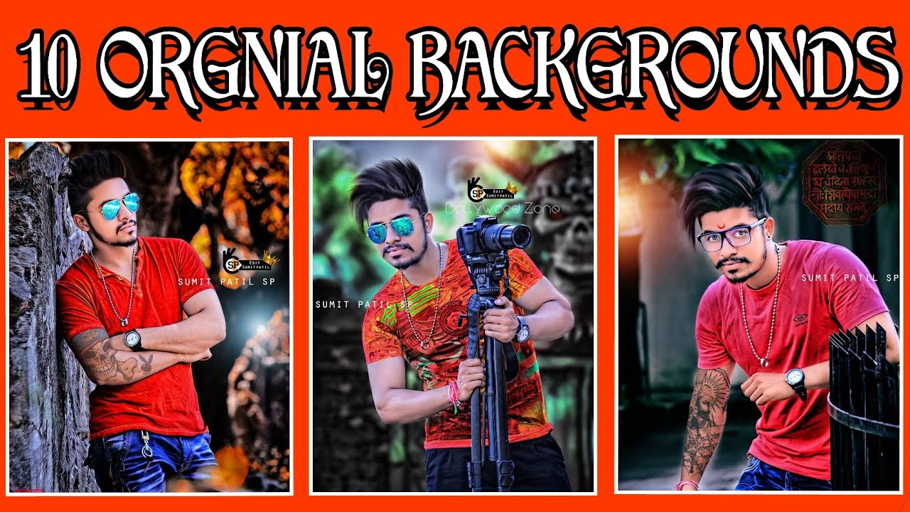 10 ORGINAL NEW CB EDITS BACKGROUNDS || 2018 NEW BACKGROUNDS RK EDITING ZONE  || ZIP FILE DOWNLODE