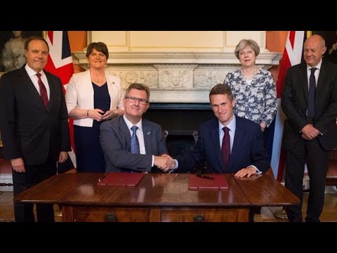 £1.5BN Tory-DUP Deal Could Rupture the Northern Ireland Peace Pact