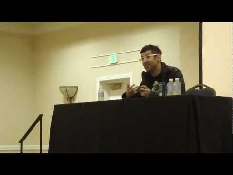 Jhonen Vasquez explains why you're watching Zim wrong.