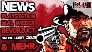 News - Neue Red Dead Online Details, Playstation erhält exklusive Inhalte - Red Dead Redemption 2