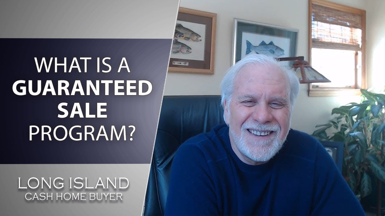 Long Island Cash House Buyer: How My Guaranteed Sale Program Works