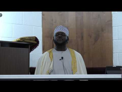 Self effort in Worship -Colorado Spring Islamic Center 2017